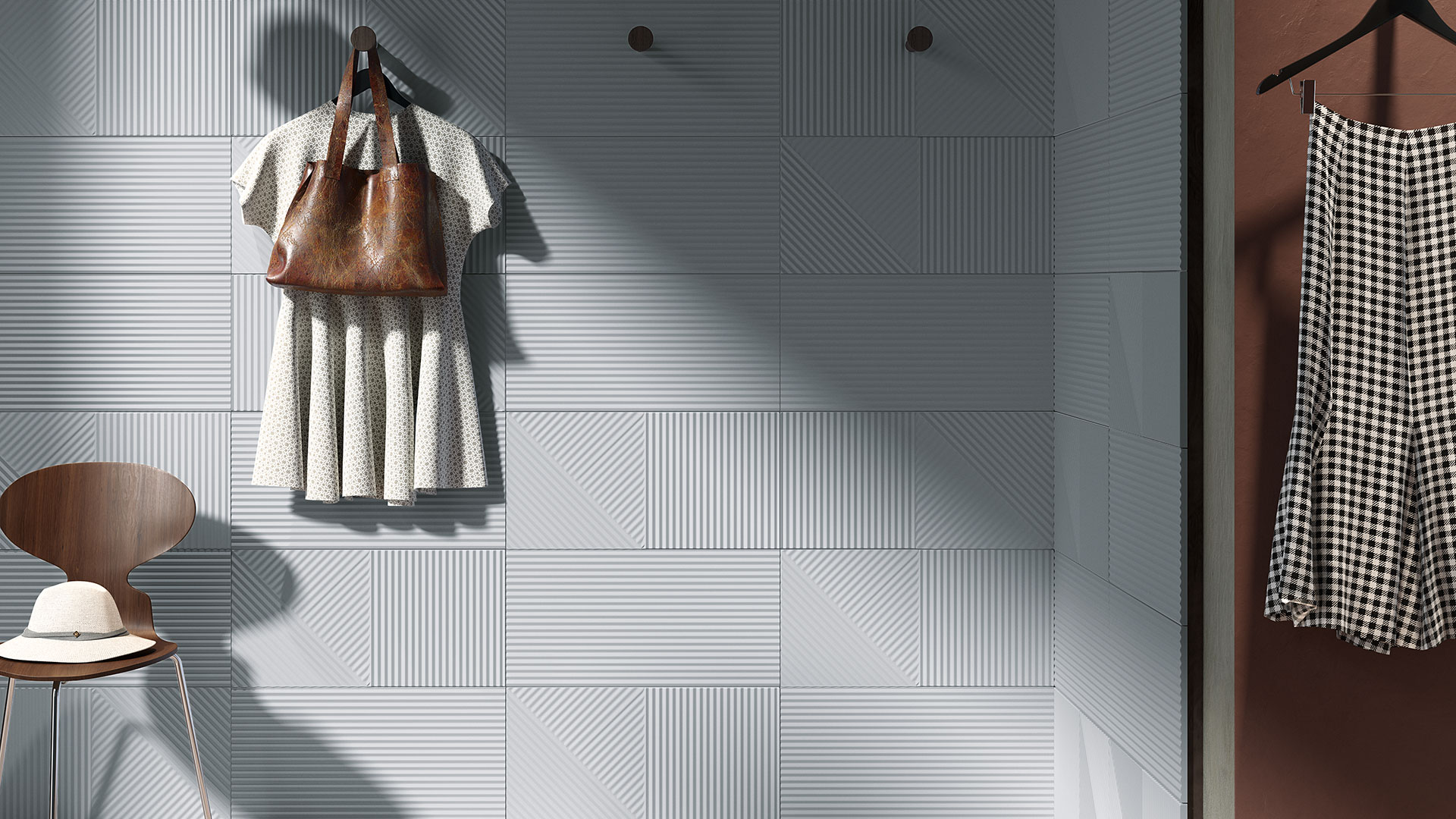 Coverings Fioranese and Coem Ceramics Tiles of Italy and